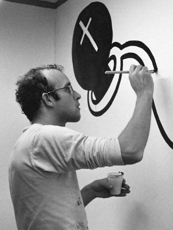 Keith_Haring_(1986)