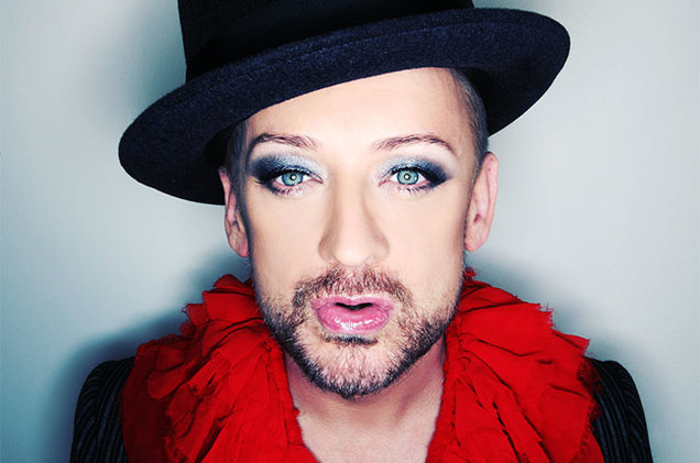 We Need Boy George Like A Fish Needs A Bicycle