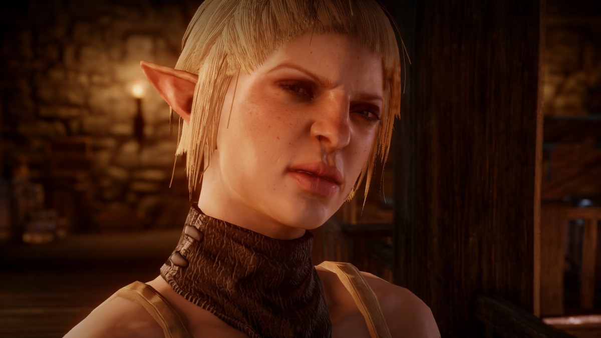In defence of Dragon Age's Sera